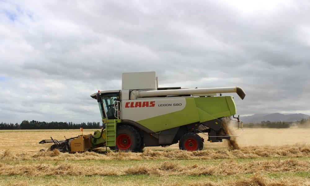 Methven Harvesting - Contract Harvesting, Ashburton District (4)